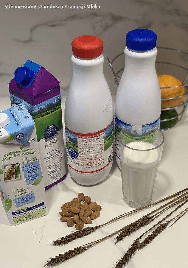 """Czy """"mleko"""" roślinne może zastąpić mleko krowie?"""