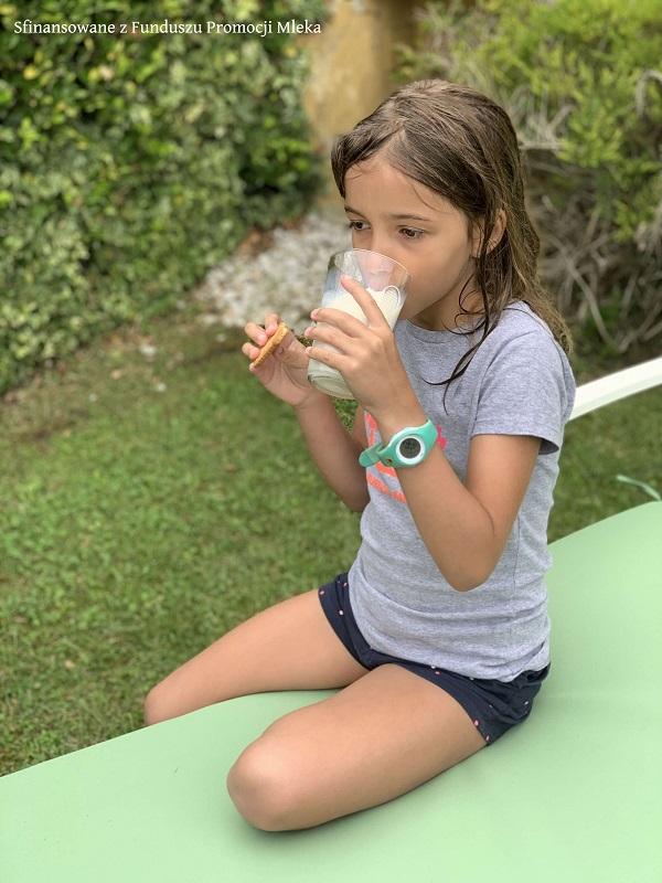 Mleko i przetwory mleczne w żywieniu dzieci i młodzieży