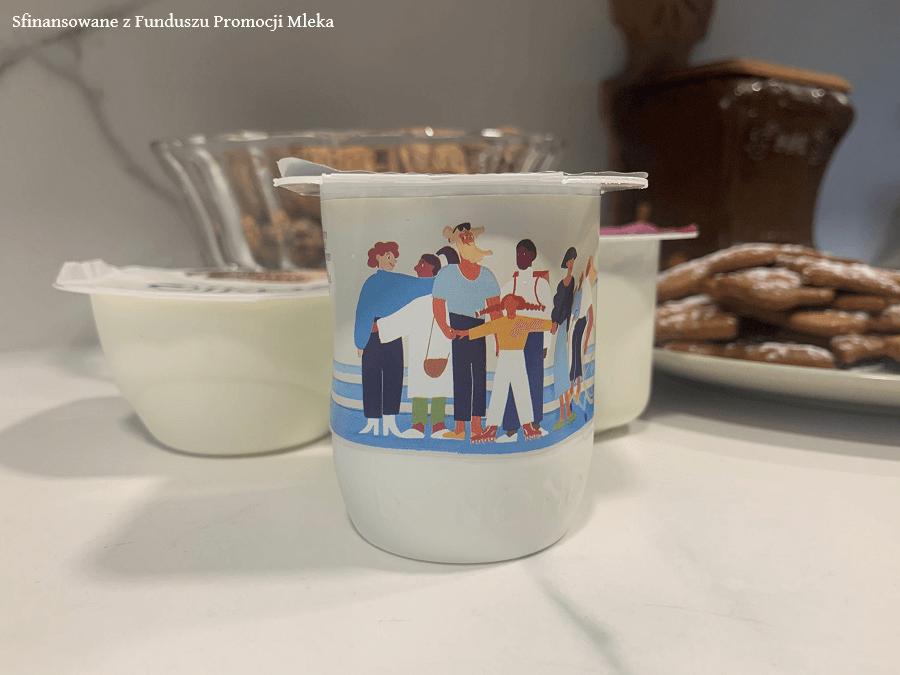 Wartości odżywcze jogurtów