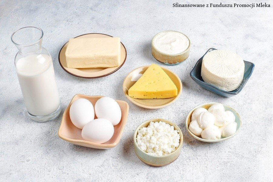 Polskie firmy branży mlecznej na targach Anufood 2021