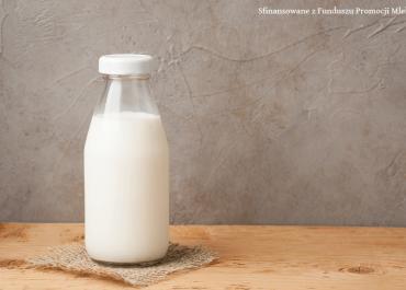 Mleko nie wpływa na podwyższenie poziom cholesterolu