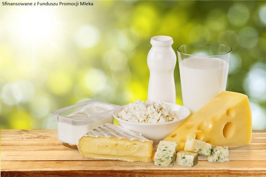 Dobre wyniki w eksporcie mleka i produktów mlecznych z Polski do Chin